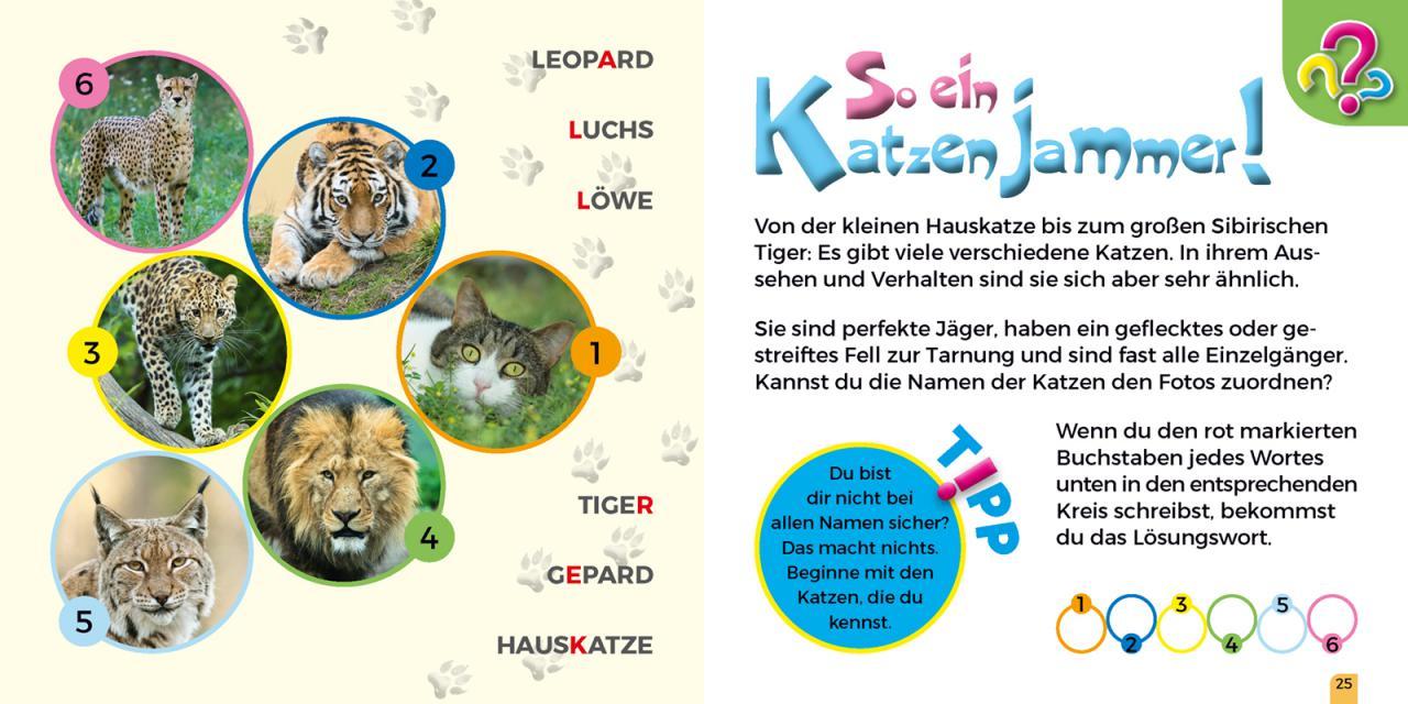Der kleine Zoo-Entdecker. Sibirischer Tiger | KIKO Verlag